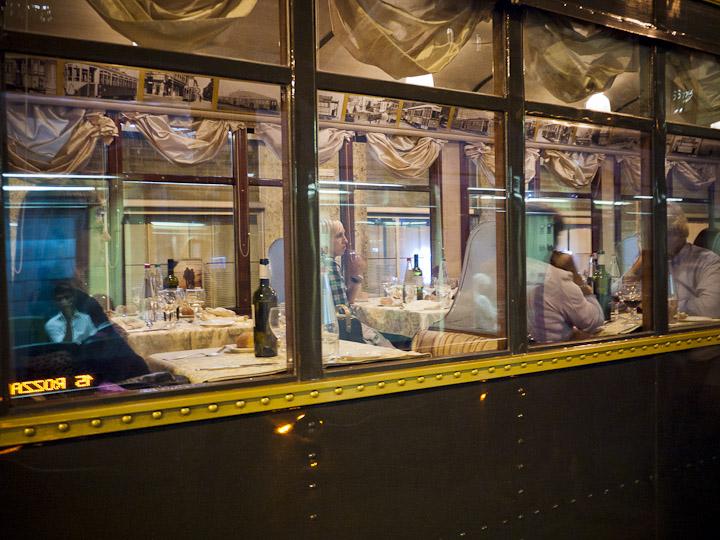 Milan by tram